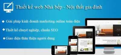 Thiết kế website nội thất tại Gò Vấp