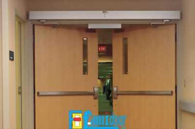 Famidoor cung cấp cửa chống cháy, cửa gỗ chống cháy giá rẻ