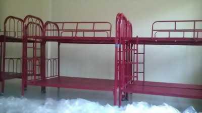 Giường tầng sơn tĩnh điện giá rẻ