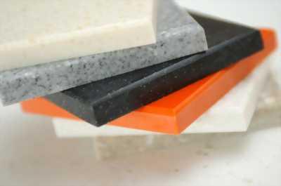 Đá solid surface được ứng dụng nhiều trong nội thất nhà bếp