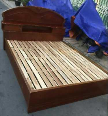 Thanh lý giường MDF