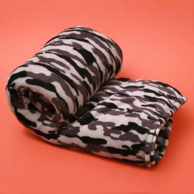 Thanh lý mền lông cừu Camou USA hàng hiếm