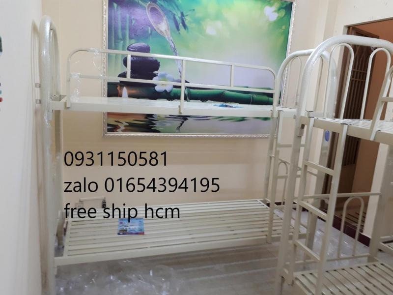 giường tầng 80 ( 8 tấc )x2m