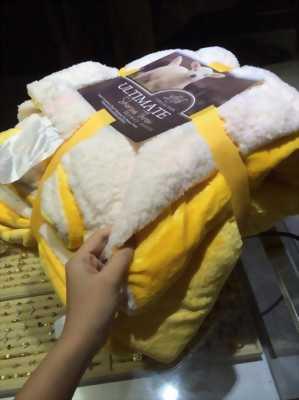 Chăn Lông cừu Ultimate ruột trắng