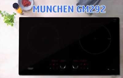 Bộ vi xử lý Bếp từ Munchen GM 292 nâng cấp 4 lần so với trước