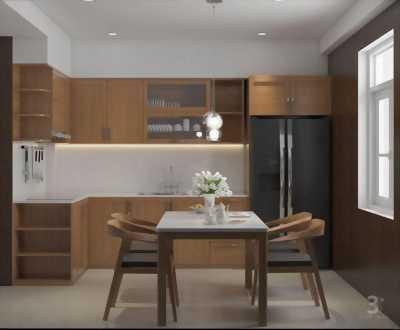 Báo giá tủ bếp tại Q.Hà Đông- Nhà Mới