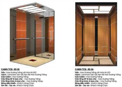Cấu tạo và nguyên lý hoạt động của thang máy mitsubishi