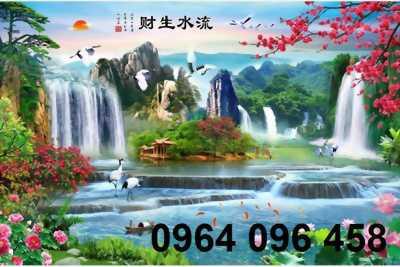 tranh 3d mẫu tranh phong cảnh