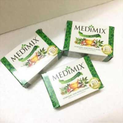 Xà phòng Medimix Go Green 18 thảo mộc