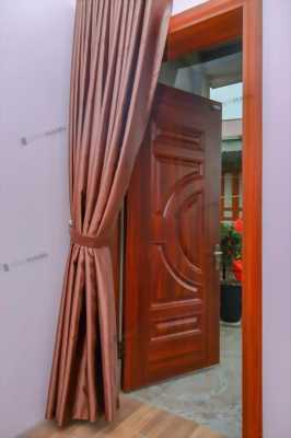 Cửa 1 cánh, cửa thép vân gỗ, cửa LUXURY 25.4