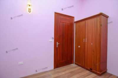 Cửa thông phòng chất liệu thép vân gỗ cao cấp 20.5