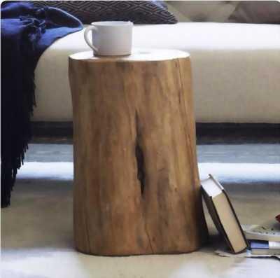 Đôn ghế gỗ