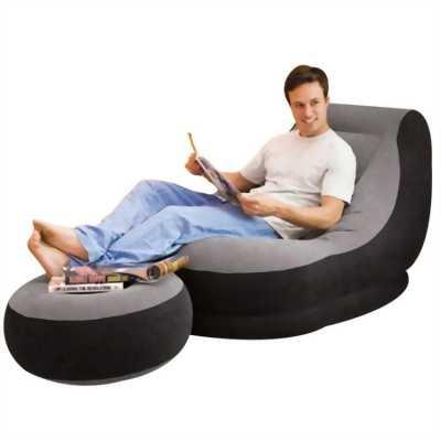 Bán ghế hơi tựa lưng Intex cực êm ái, thoải mái với gá cực rẻ