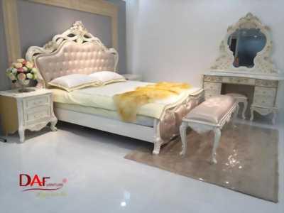 Giường ngủ cao cấp Nội thất Đông Á