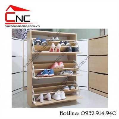 Xưởng sản xuất tủ giày thông minh tại TPHCM