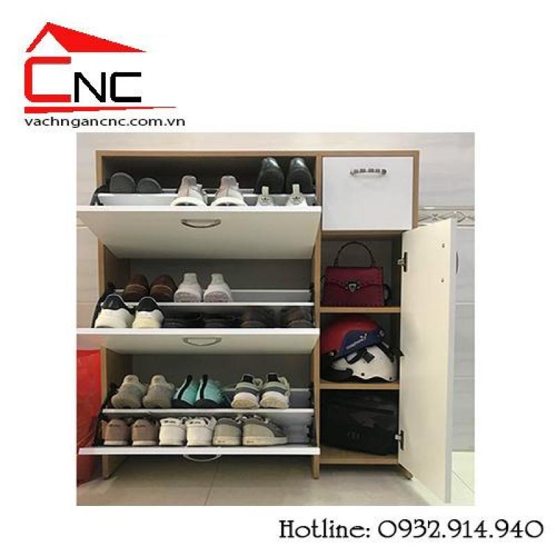 Mẫu tủ giày giá rẻ đa năng trên thị trường