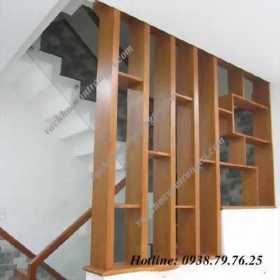 Phòng khách trang trí cực đẹp từ lam gỗ Đẹp- Độc-Lạ