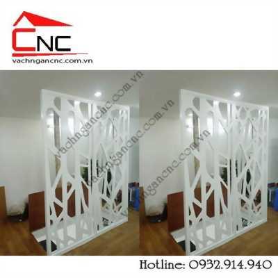 Bí quyết trang trí cầu thang bằng vách ngăn cầu thang đẹp cnc