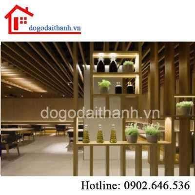Hút hồn với lam gỗ trang trí và lam gỗ phòng khách đẹp