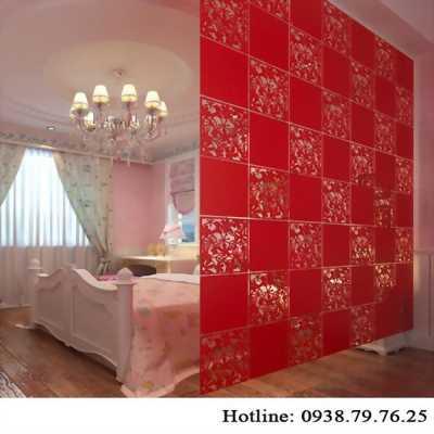 Phòng khách, phòng ngủ đẹp với vách ngăn phòng giá rẻ ở tphcm