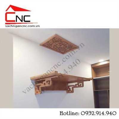 Phong tục thờ cúng mẫu bàn thờ treo tường tphcm cho căn hộ