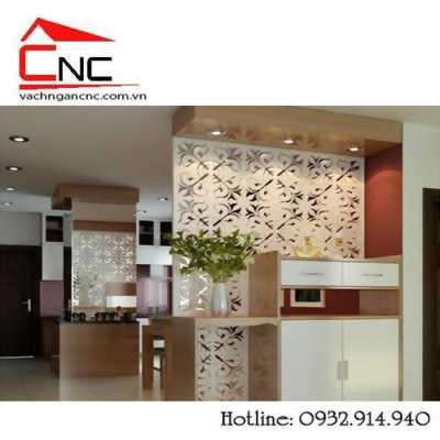 Bật mí cách chọn vách ngăn bếp và phòng khách bằng gỗ đẹp