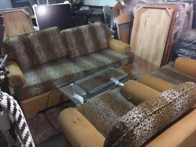 Thanh lý bộ sofa 4 món