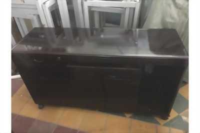 Thanh lý tủ kệ tivi thấp cũ giá rẻ