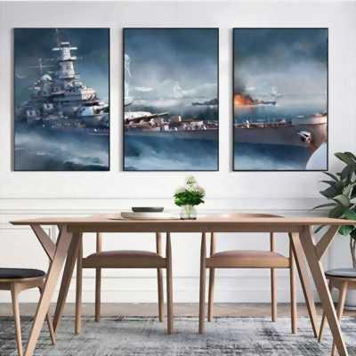 Tranh trang trí căn hộ, tranh trang trí quán cafe