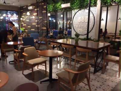 Bí quyết chọn mua bàn ghế quán cafe bằng gỗ chất lượng tốt