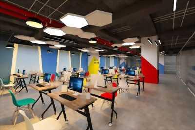 Địa chỉ bán bàn ghế setup văn phòng co-working space tại HCM
