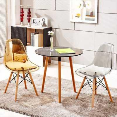 Combo bộ bàn ghế phòng khách, phòng ăn, ban công căn hộ chung cư tại Thủ Đức