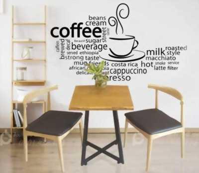 Combo Bàn Ghế Cafe - Bàn Ghế Cafe Gỗ Sắt - Bàn Ghế Gỗ Cafe