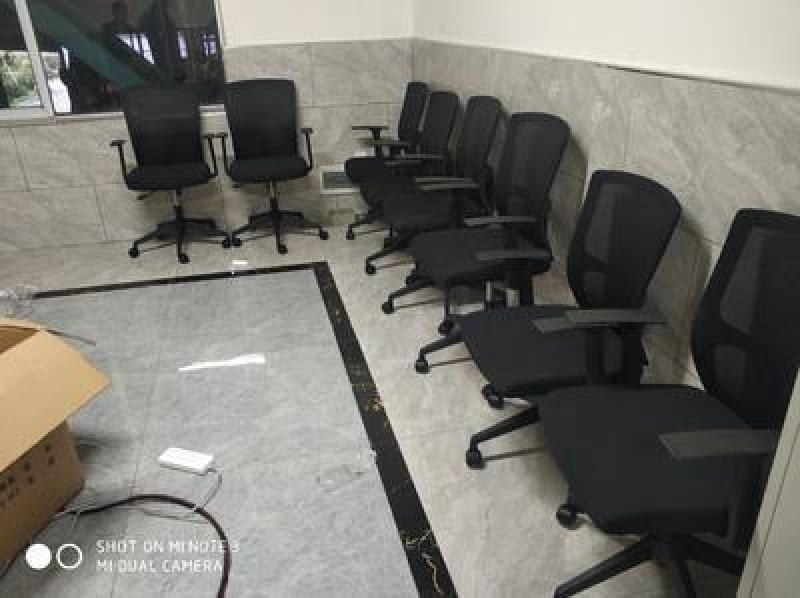 Ghế Xoay Văn Phòng Lưng Lưới GLMV12 - Ghế văn phòng bất động sản, Ghế văn phòng doanh nghiệp