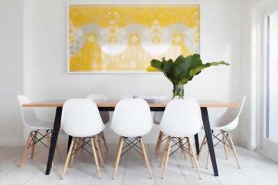 Ghế nhựa PP nhập khẩu giá chỉ 315k - Ghế văn phòng co-working, Ghế phòng họp, Ghế tiếp khách văn phòng bất động sản