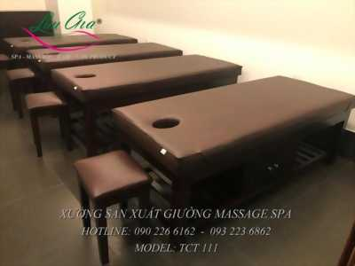 chuyên cung cấp giường massage spa tại phú thọ