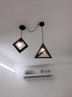 Đèn trần trang trí phòng khách, mặt bằng