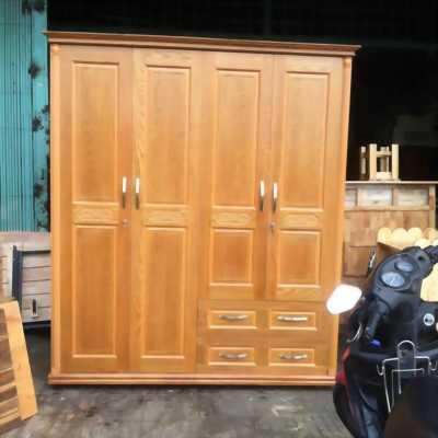 Tủ áo đẹp gỗ pm