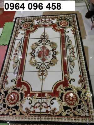 mẫu gạch thảm phòng khách