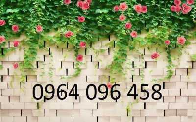 tranh gạch 3d vườn hoa hồng