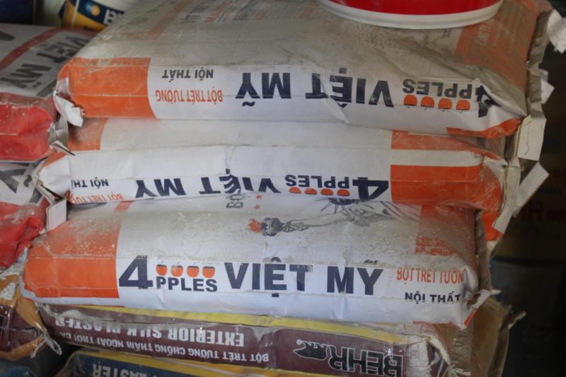 Bán bột trét tường nhà việt mỹ giá rẻ