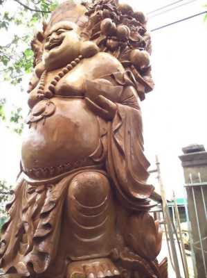 Tượng Phật Di Lặc siêu khủng