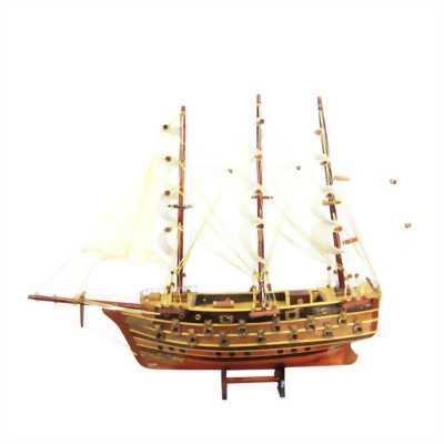 Mô Hình Thuyền Gỗ Chiến Napoleon (Loại 2)