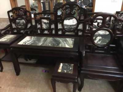 Ghế móc gỗ gụ