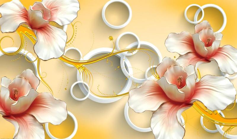 Ý nghĩa tranh 3d hoa mẫu đơn