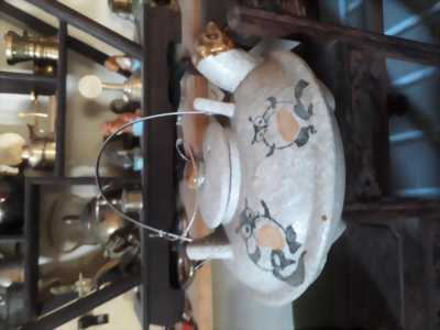 Bình trà đạo nhật bản