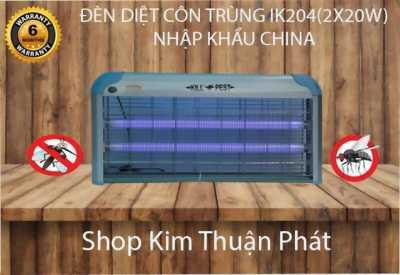Đèn diệt côn trùng IK204(2x20W)