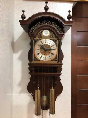 Đồng hồ treo tường 2 tạ xích Hà Lan