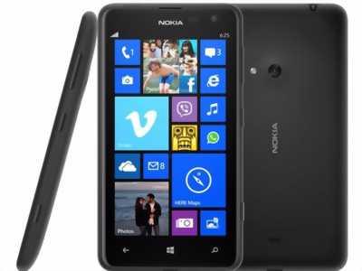 Nokia 625 hư cảm ứng