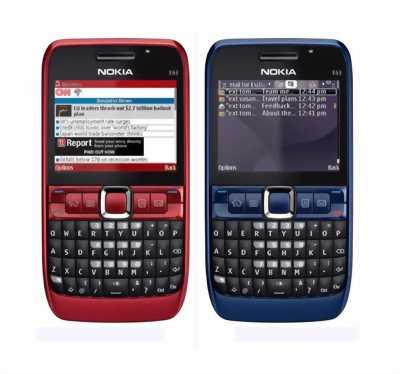 Nokia e63 nguyên bản